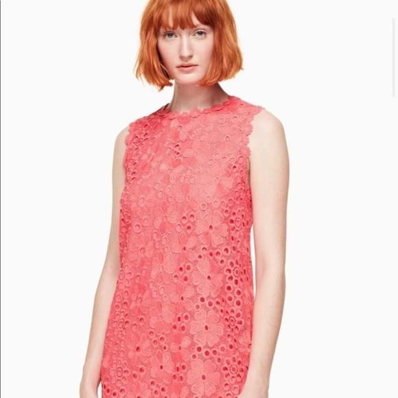 NWT KATE Spade Lace Dress size 4